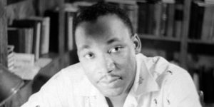 UNSPECIFIED - CIRCA 1970:  Photo of Martin Luther King Jr  Photo by Michael Ochs Archives/Getty Images